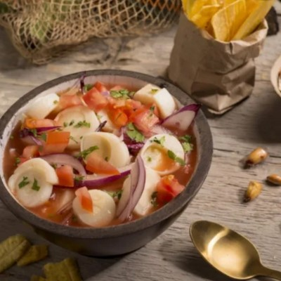 Heart of Palm Ceviche
