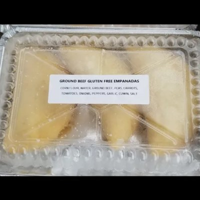 Gluten Free Ground Beef Empanada x 4
