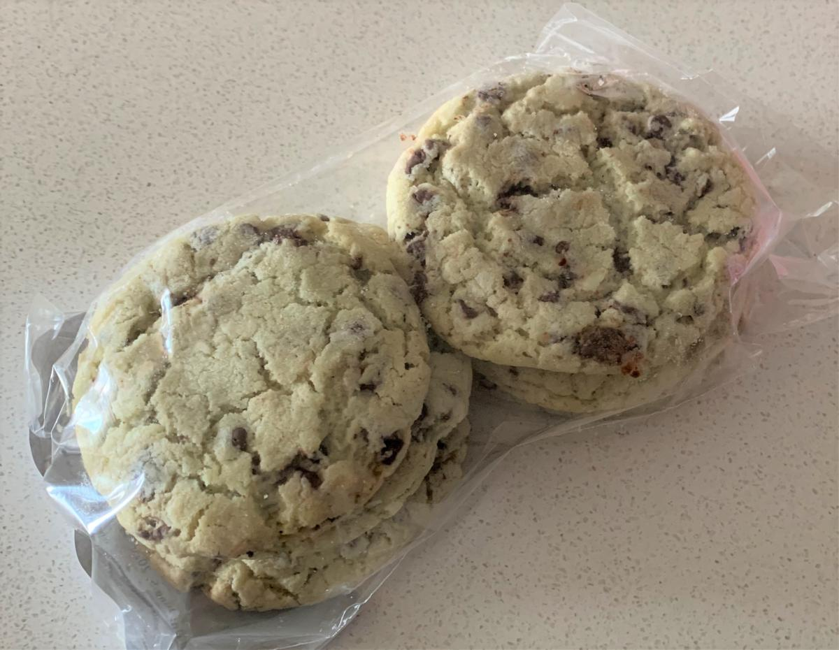 Cookie 6-Pack, Mint Chocolate Chip