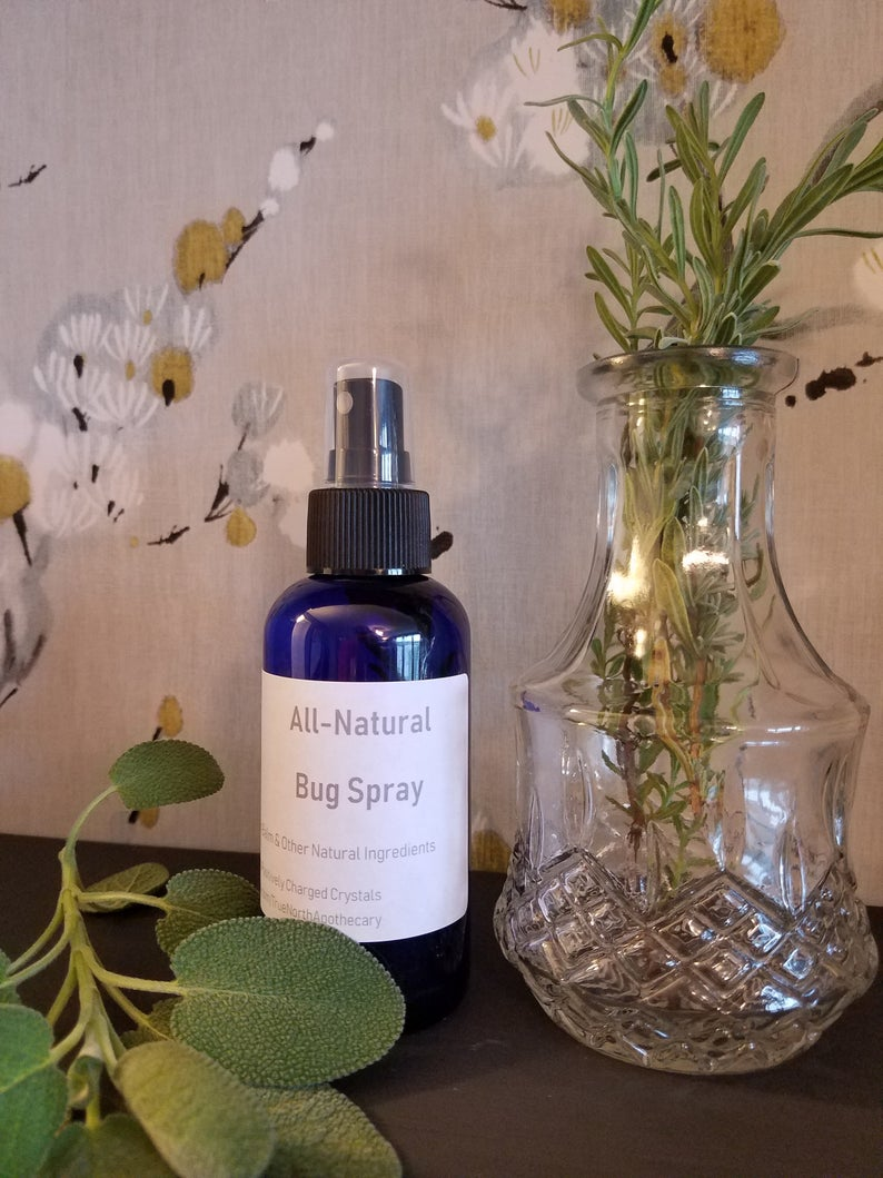 Natural Bug Spray 4oz