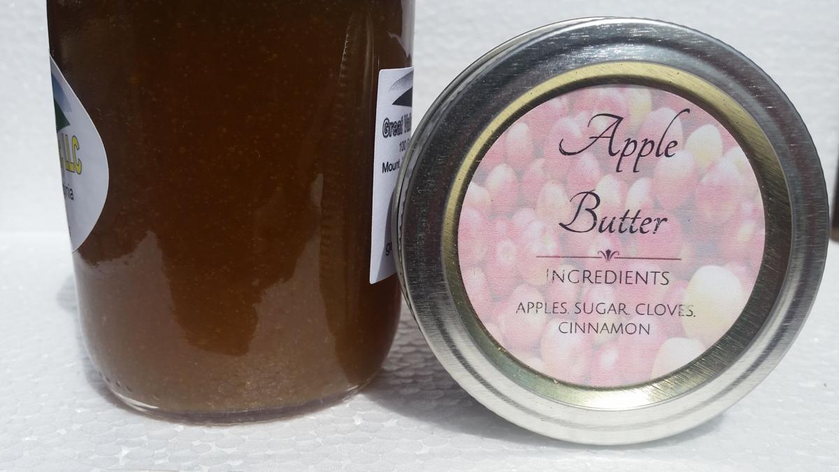 Apple Butter (8 oz.)